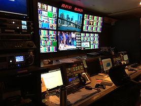 Satellite Media Tour Studio
