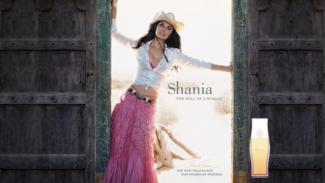 Shania Commercial