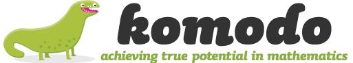 Komodo Math Logo