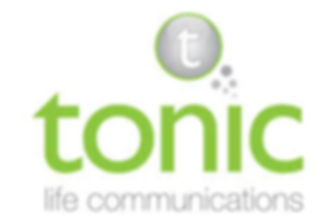 Tonic Life Communications Logo