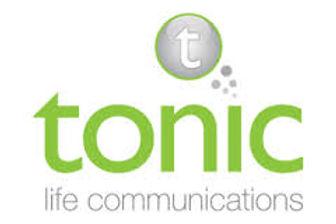 Tonic Life Communications Logo