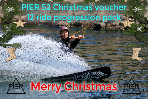 Wakeboard 12 ride pack Christmas Gift