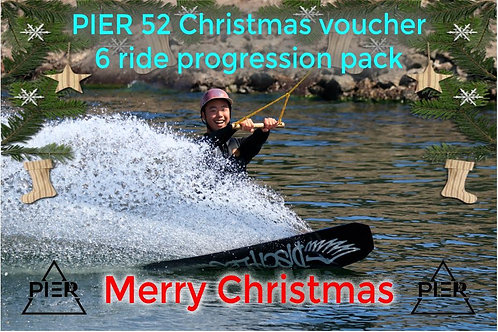 Wakeboard 6 ride pack Christmas Gift