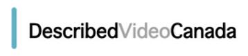 Described Video Canada logo