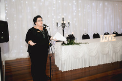 Kerri Watkins Celebrant Master of Ceremonies