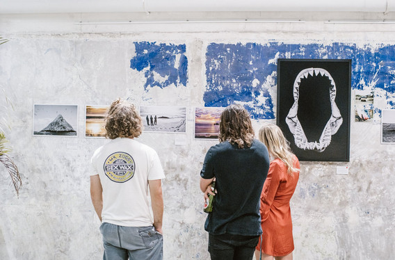 Chatham Island Exhibition