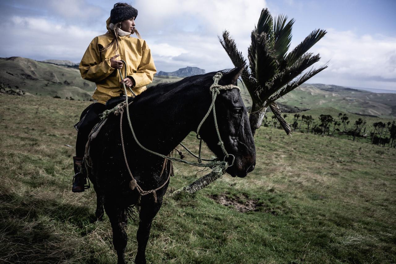 Dutch Cowgirl