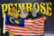 Malaysin Kitchen ladies, Zaleha Olpin Masterchef 2018, Nafeesa Ali, Fatimah Zainuddin