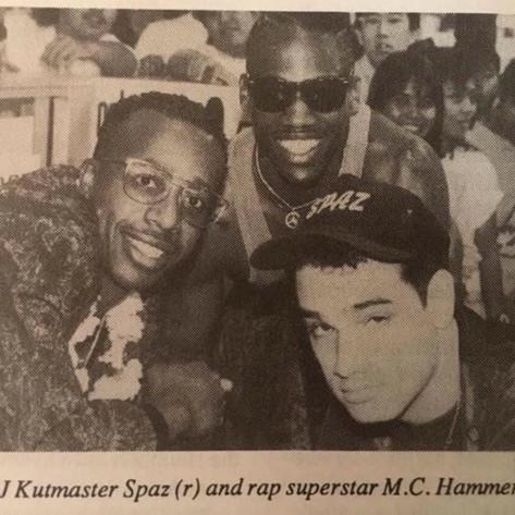 M.C. Hammer
