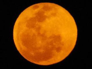 5月26日は、スーパームーンそして皆既月食がみられます! 占いハウス曼荼羅屋