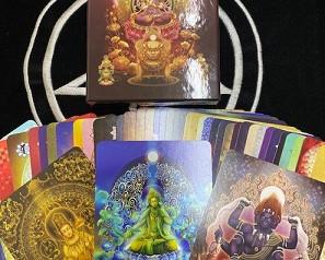 日本の密教カード 占いハウス曼荼羅屋