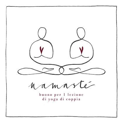 Yoga #LOVEYOU w/Arianna