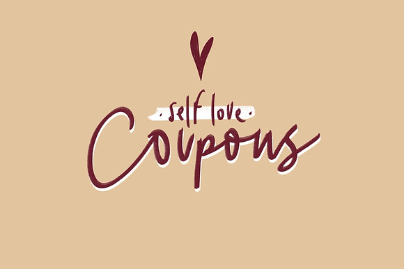 Self love Coupons