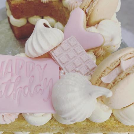 Number Cake Details