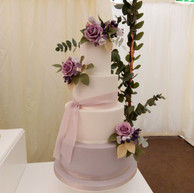 Ultra Violet Cake
