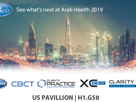 See what's next at Arab Health 2019