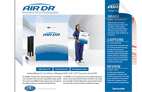 AIR DR brochure