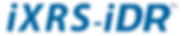 iXRS-iDR logo