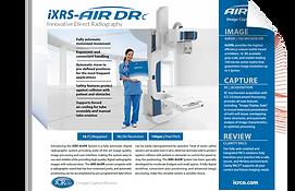 iXRS Air DRc brochure