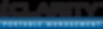 iClarity portable management logo