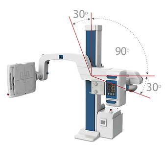 Automatic Radiographic stand