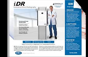 iDR brochure