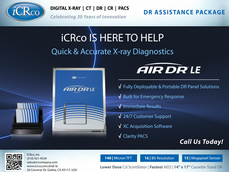 iCRco DR Assistance Package
