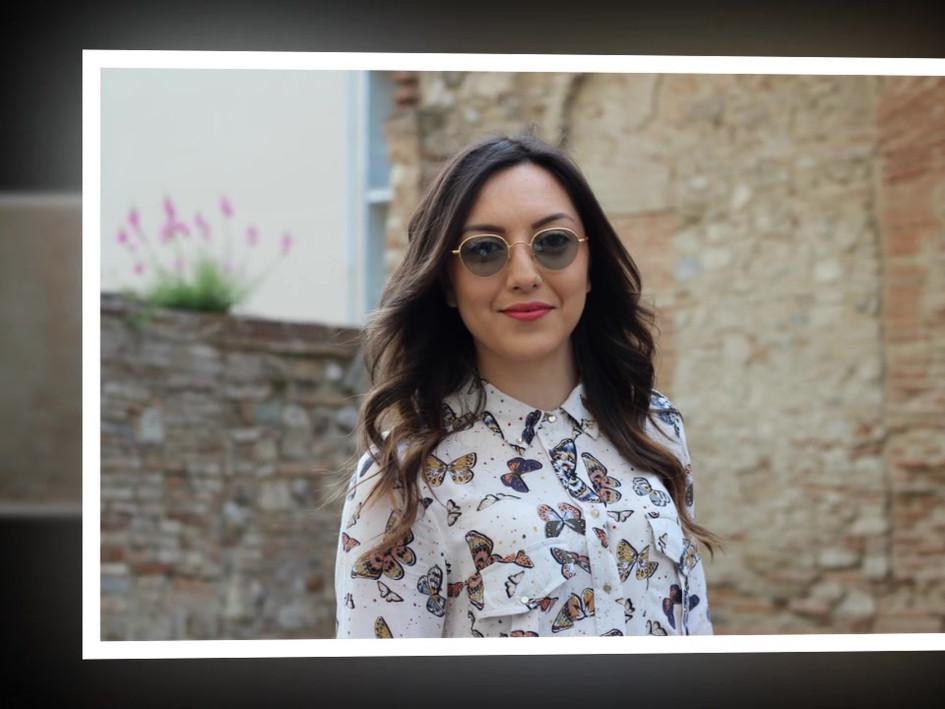 Video di presentazione linea vintage per Ottica Buglione