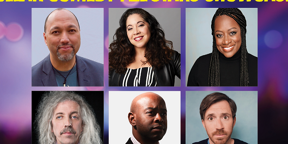 Laughfest: Clean Comedy All-Stars Showcase