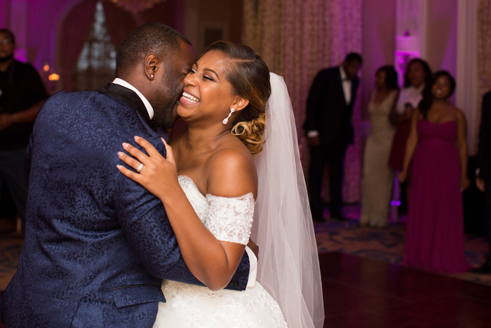 Jamaal & Alise                                                           Downtown Louisville Wed
