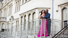 Royles to Richie Downtown Louisville Engagement