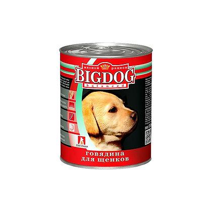 БигДог говядина (ассортимент) 850г.