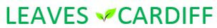 leaves Cardiff logo