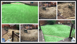 Artifical grass Thornhill Cardiff