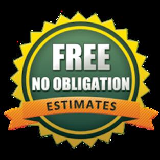 Free no obligation quotes logo