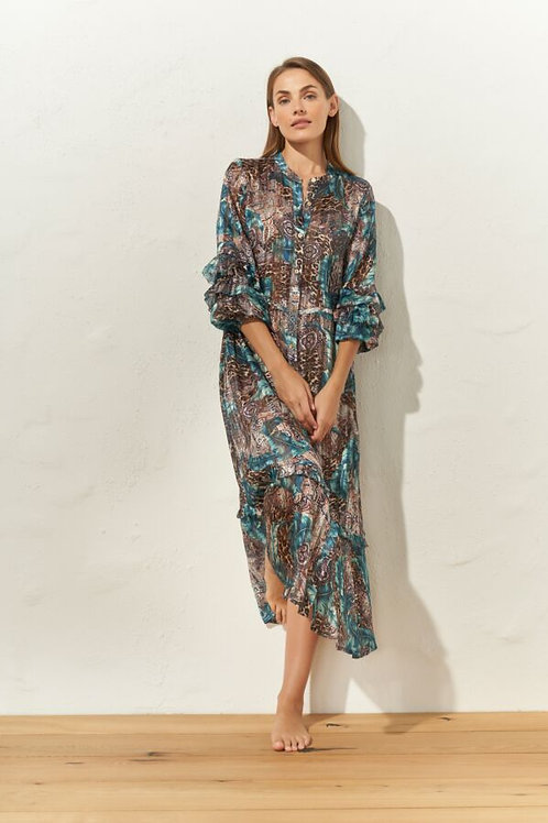 MARYAN MEHLHORN EXOTICA DRESS