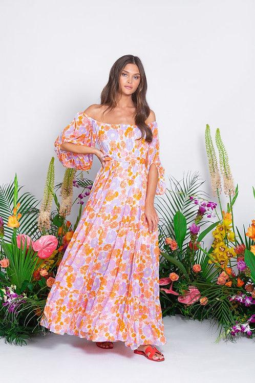 SUNDRESS SALOME LONG DRESS