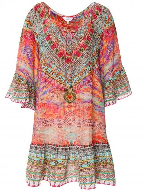 INOA MODENA GYSPY DRESS