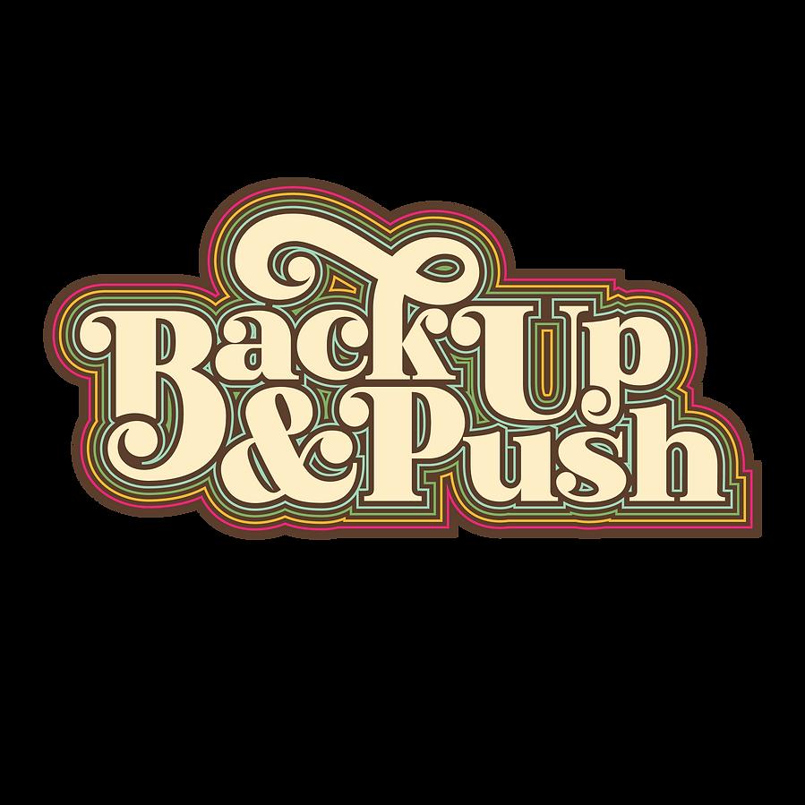 Back Up & Push logo