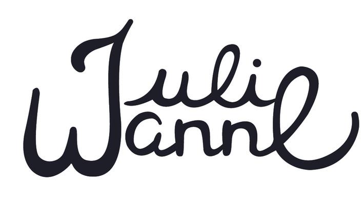 Julie Wanne a son nouveau Logo !!!