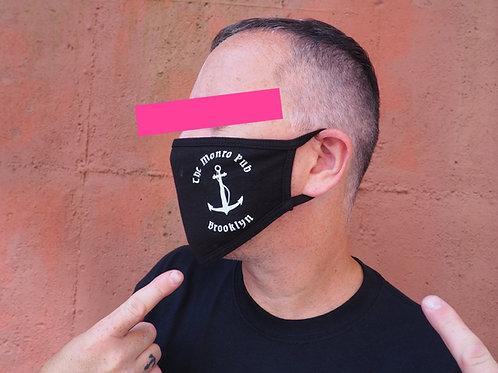 The Monro Pub Mask