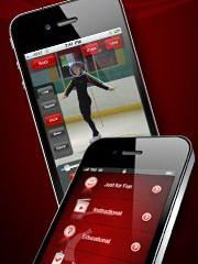 Sk8Sports Iphone Figure Skating App