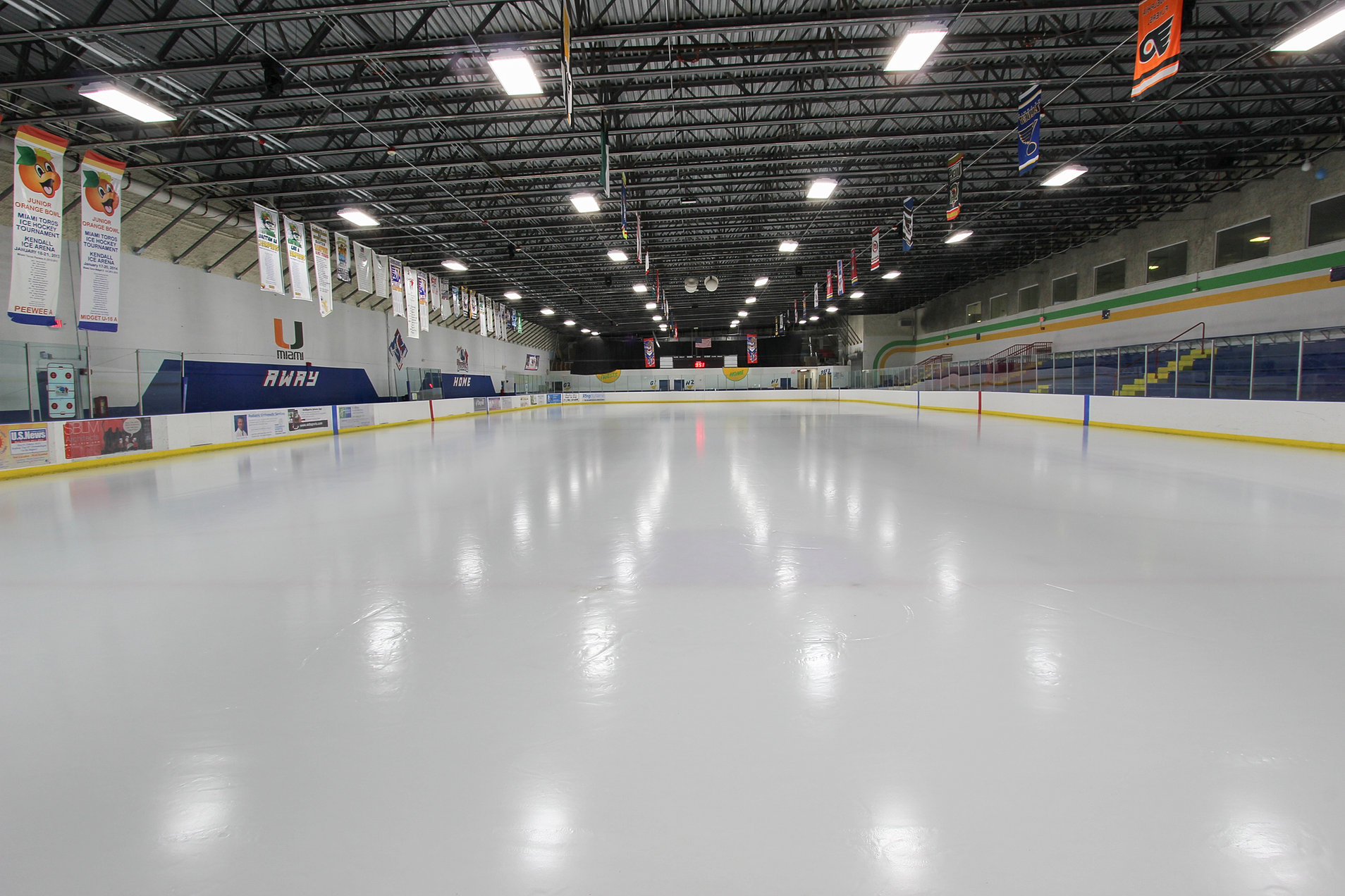 Roller skating kendall - Welcome To Kendall Ice Arena