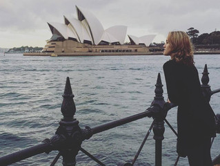 Sad to be leaving Sydney, Australia!