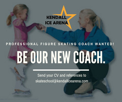 Figure Skating Coach Wanted