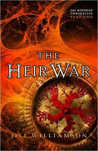 Book Review: The Heir War by Jill Williamson