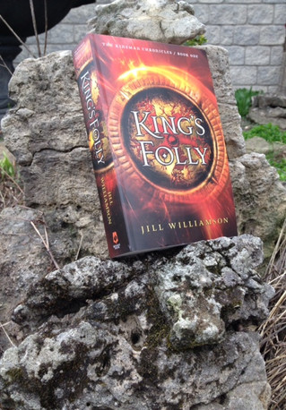 Book Review - Kings Folly - Jill Williamson