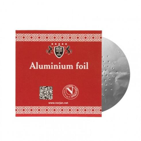 Aluminium prédécoupé et troué