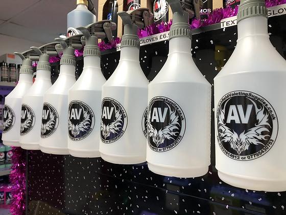 Chemical Resistant Spray Bottle 700ml