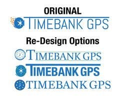 TimeBank Logo Re-Design